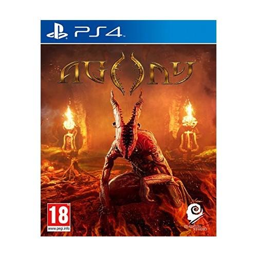 Agony (Disponível 01/06/2018) PS4