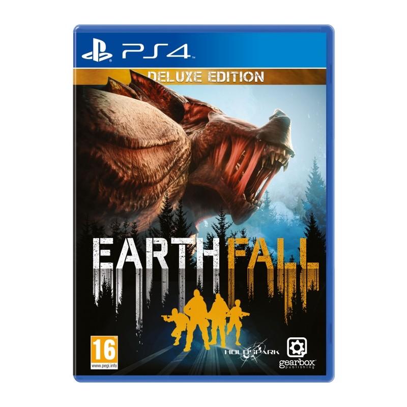 Earthfall Deluxe Edition (Disponível13/07/2018) PS4