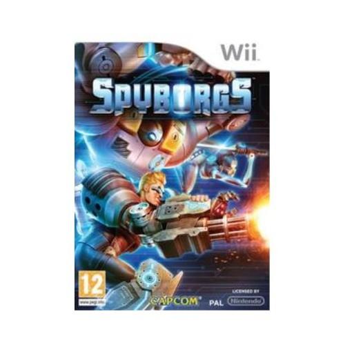 Spyborgs USADO Nintendo Wii