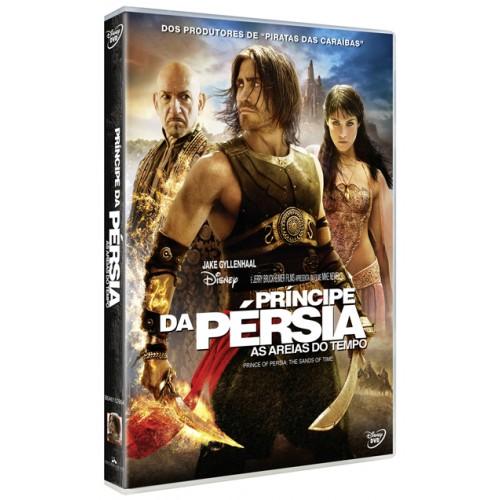 Príncipe da Pérsia As Areias do Tempo USADO DVD