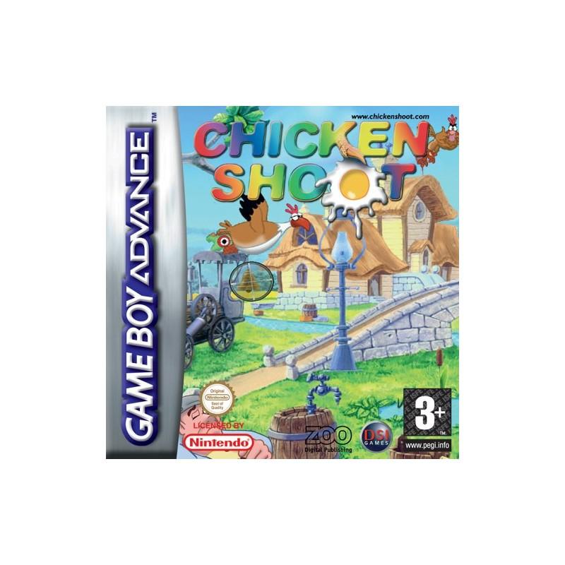 Chicken Shoot (Apenas Cartucho) GBA