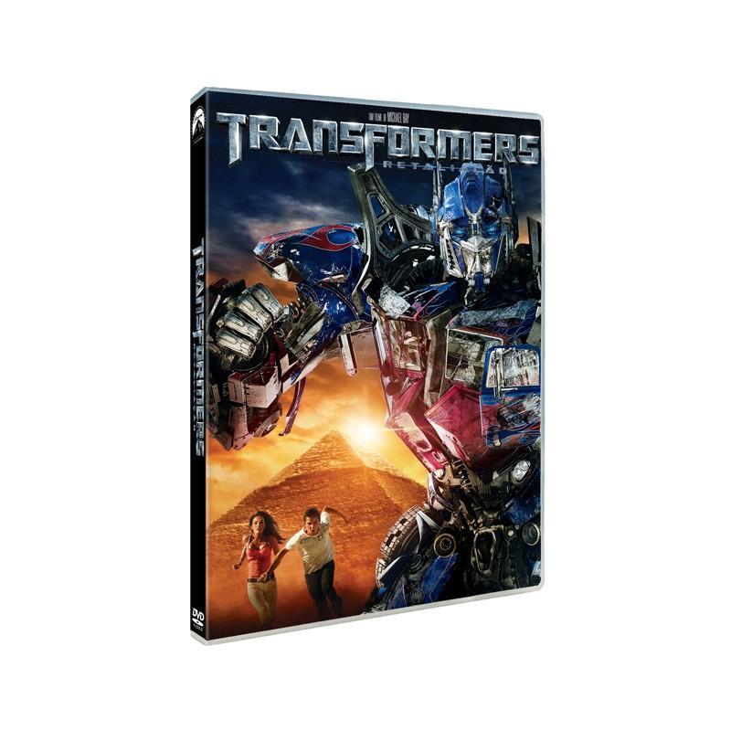 Transformers Retaliação USADO DVD