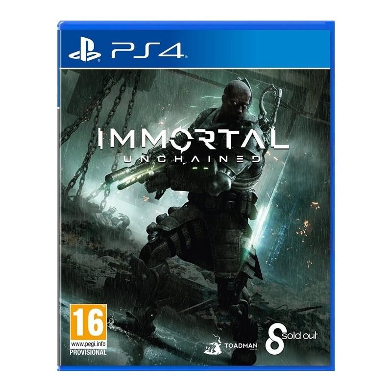 Immortal Unchained (Disponível 07/09/2018) PS4