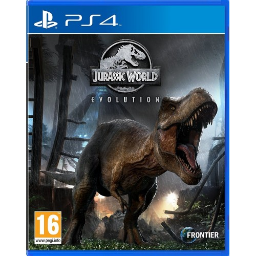 Jurassic World Evolution (Disponível 03/07/2018) PS4