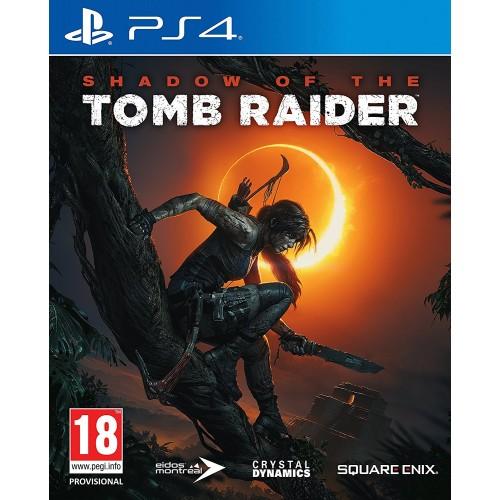 Shadow of Tomb Raider (Disponível 14/09/2018) PS4