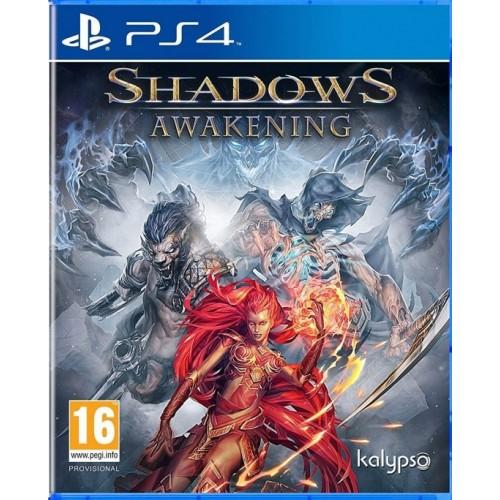 Shadows Awakening (Disponível 28/09/2018) PS4