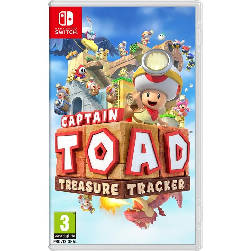 Captain Toad Treasure Tracker (Disponível 13/07/2018) Nintendo Switch