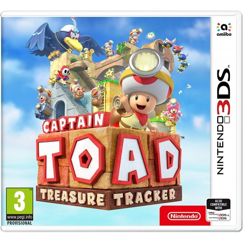 Captain Toad Treasure Tracker Nintendo 3DS