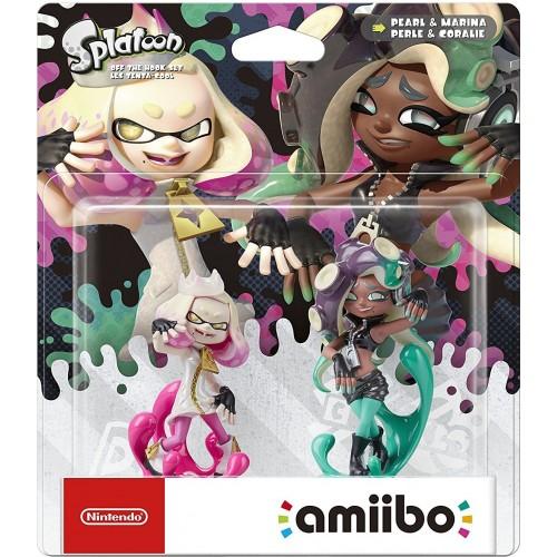 Amiibo Splatoon 2 Pearl & Marina