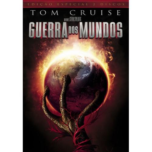 Guerra dos Mundos Edição Especial USADO DVD
