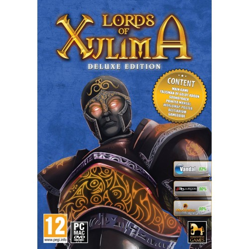 Lords Of Xulima Deluxe Edition PC