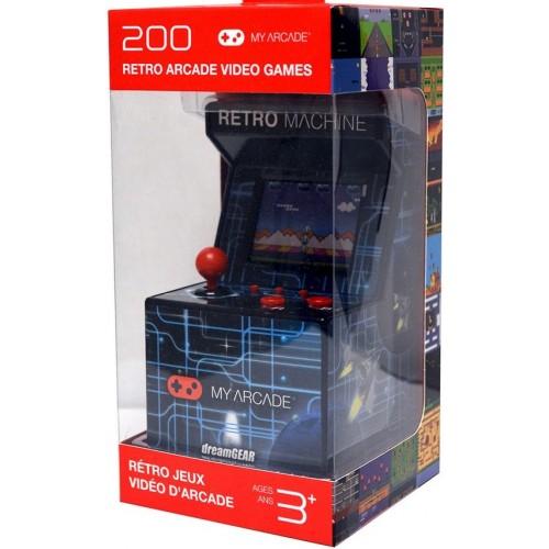 Consola Retro Arcade Machine (200 jogos)