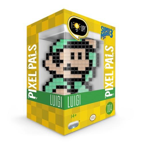 Pixel Pals Super Mario Bros. 3 Luigi 004