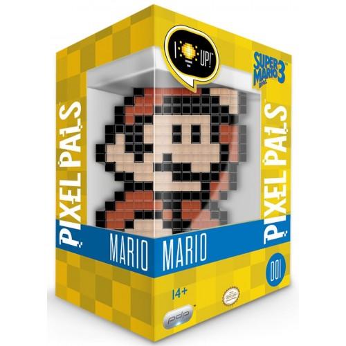 Pixel Pals Super Mario Bros. 3 Mario 001