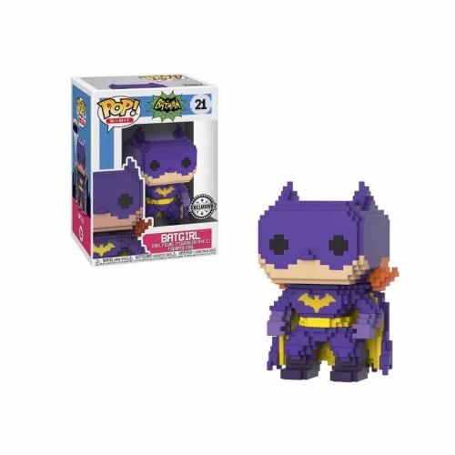 Figura Funko Pop Batman Classic TV Series Bat Girl 21 Exclusive