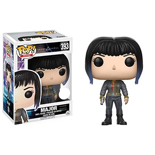 Figura Funko Pop Ghost in the Shell Major 393