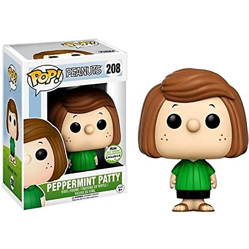 Figura Funko Pop Peanuts Peppermint Patty 208 Exclusive