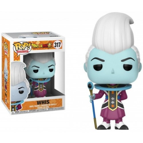 Figura Funko Pop Dragon Ball Super Whis 317