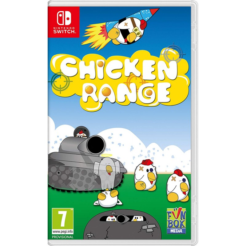 Chicken Range (Disponível 28/09/2018) Nintendo Switch