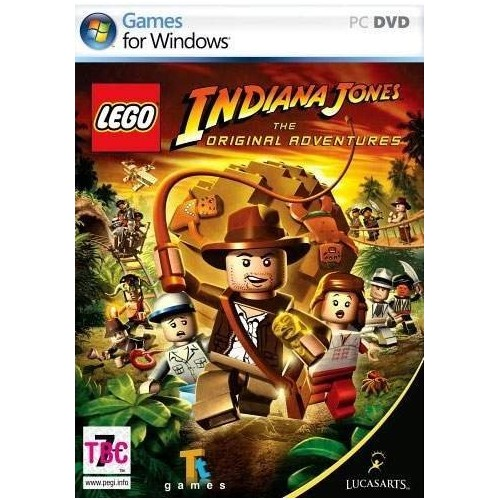 Lego Indiana Jones The Original Adventures USADO PC