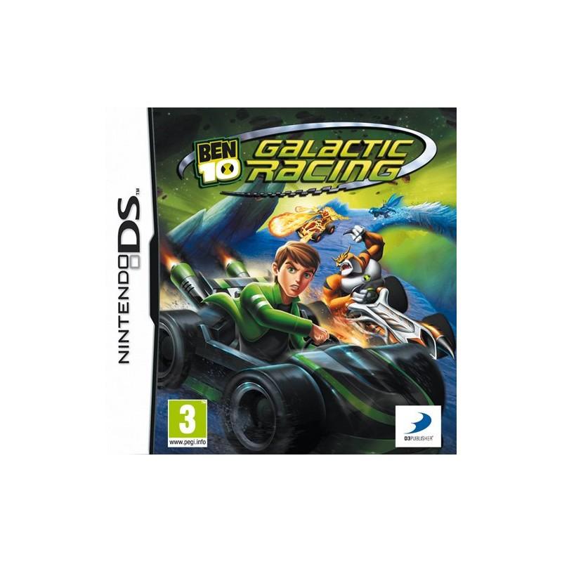 Ben 10 Galactic Racing USADO Nintendo DS