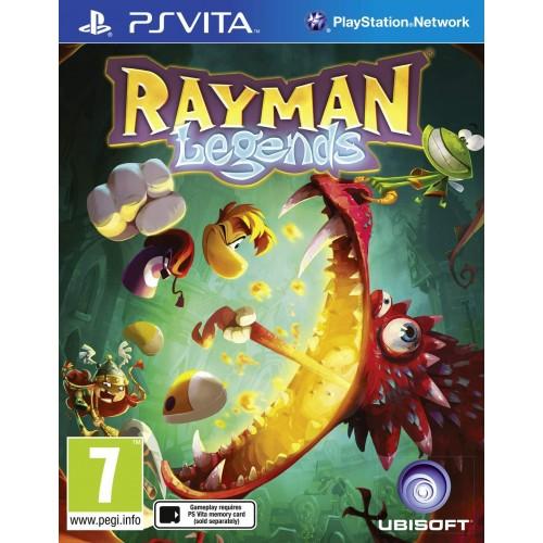 Rayman Legends PSVita