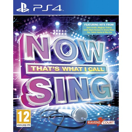 Now That's What I Call Sing PS4