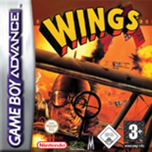 Wings (Apenas Cartucho) GBA