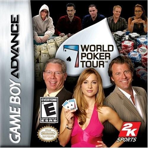 World Poker Tour (Apenas Cartucho) GBA