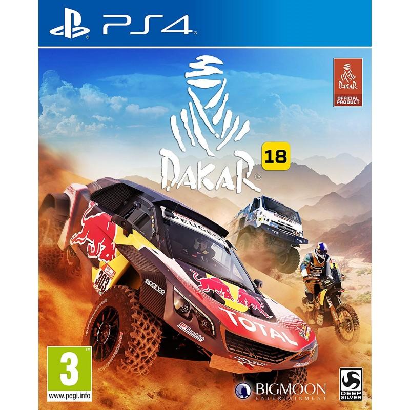 Dakar 18 (Disponível 11/09/2018) PS4