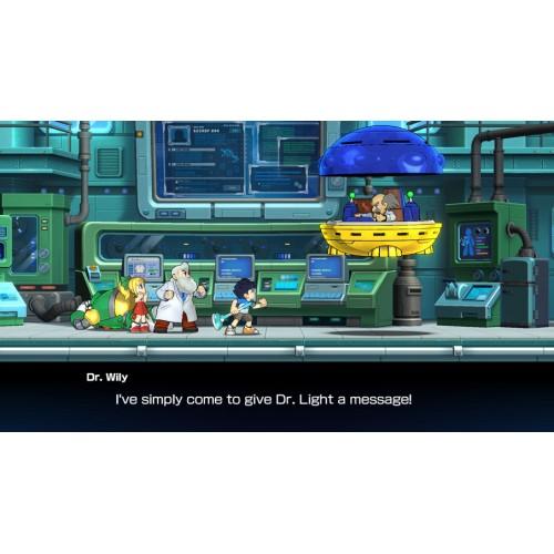 Mega Man 11 PS4