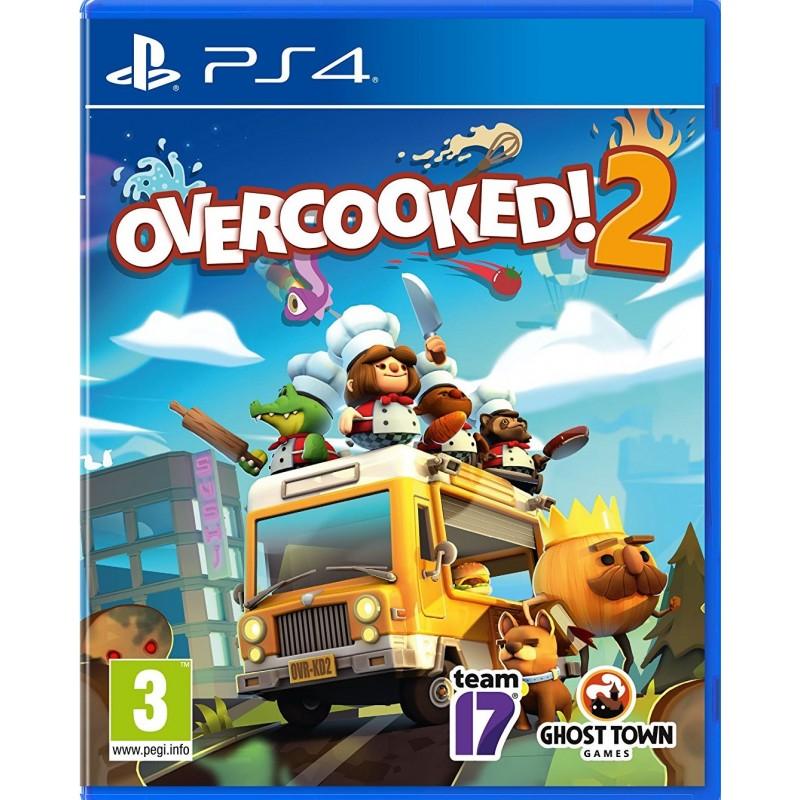 Overcooked! 2 (Disponível 07/08/2018) PS4