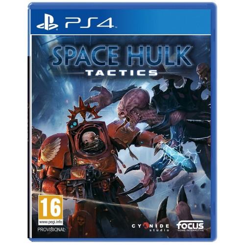 Space Hulk Tactics (Disponível 09/10/2018) PS4