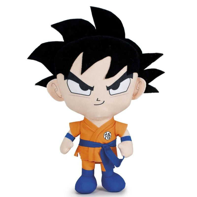 Peluche Dragon Ball Super Goku 25cm