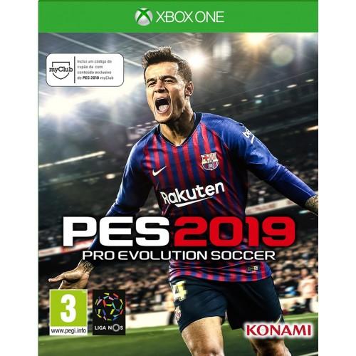 PES Pro Evolution Soccer 2019 Xbox One