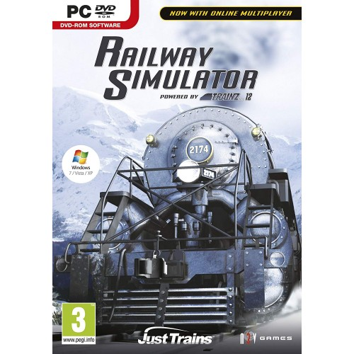 Railway Simulator PC
