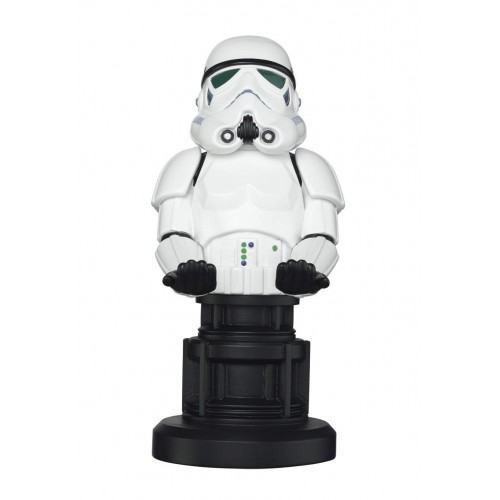 Carregador / Suporte Cable Guy Star Wars Stormtrooper