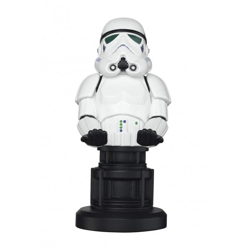 Carregador / Suporte Cable Guy Star Wars Stormtrooper