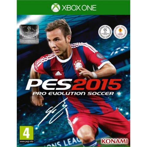 Pro Evolution Soccer 2015 PES Xbox One