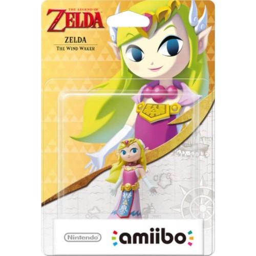 Amiibo Zelda The Wind Waker