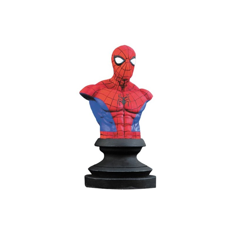 Busto Marvel Icons Spider Man 11cm