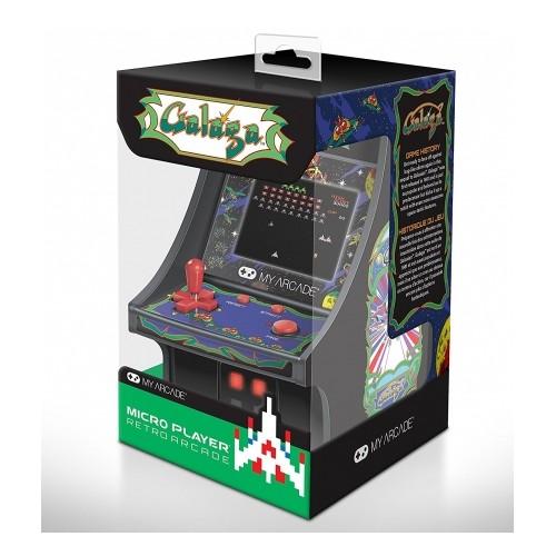 Consola Retro Arcade Micro Player Galaga