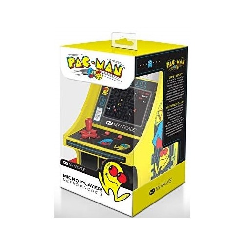 Consola Retro Arcade Micro Player Pac Man