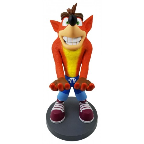 Carregador / Suporte Cable Guy Crash Bandicoot XL