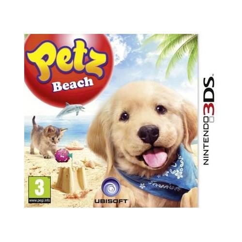 Petz Beach Animalz Diversion en la Playa