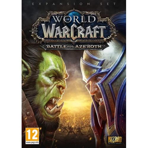 World of Warcraft Battle of Azeroth PC