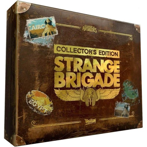 Strange Brigade Collector's Edition PS4