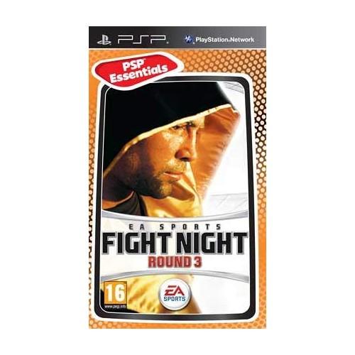 Fight Night Round 3 USADO PSP