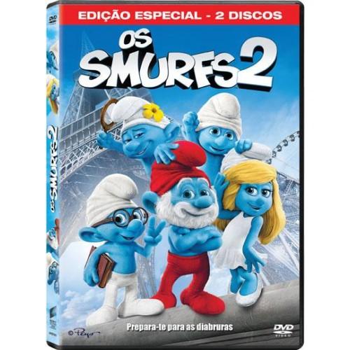 Os Smurfs 2 Edição Especial