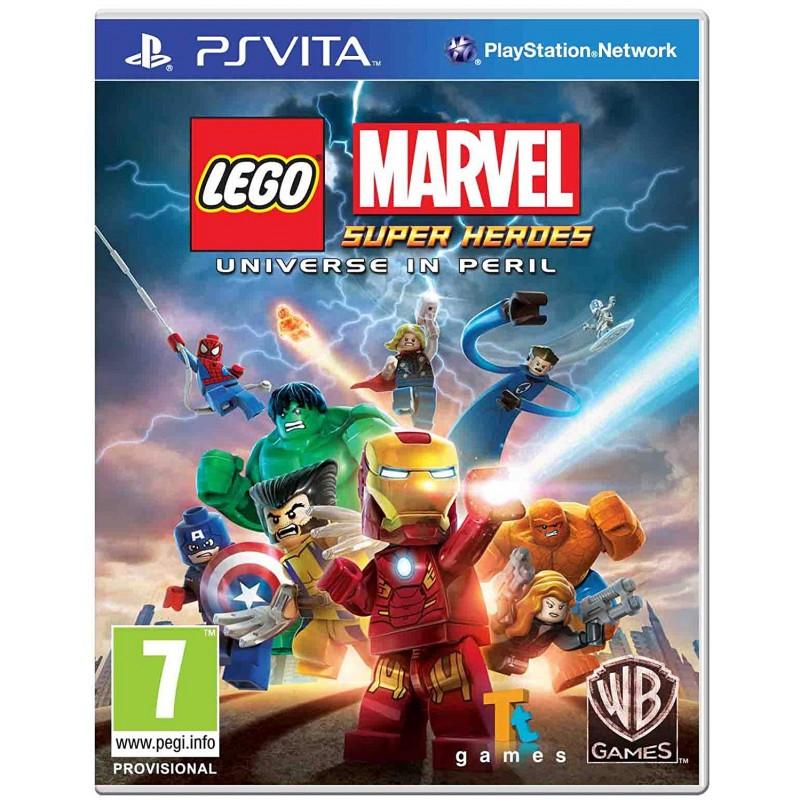 Lego Marvel Super Heroes PSVita